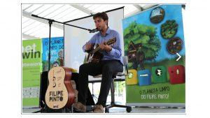 """Conhece o projeto """"O planeta limpo do Filipe Pinto"""" e inspira-te!"""