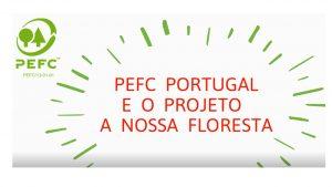 A Nossa Floresta, nas palavras do PEFC Portugal!